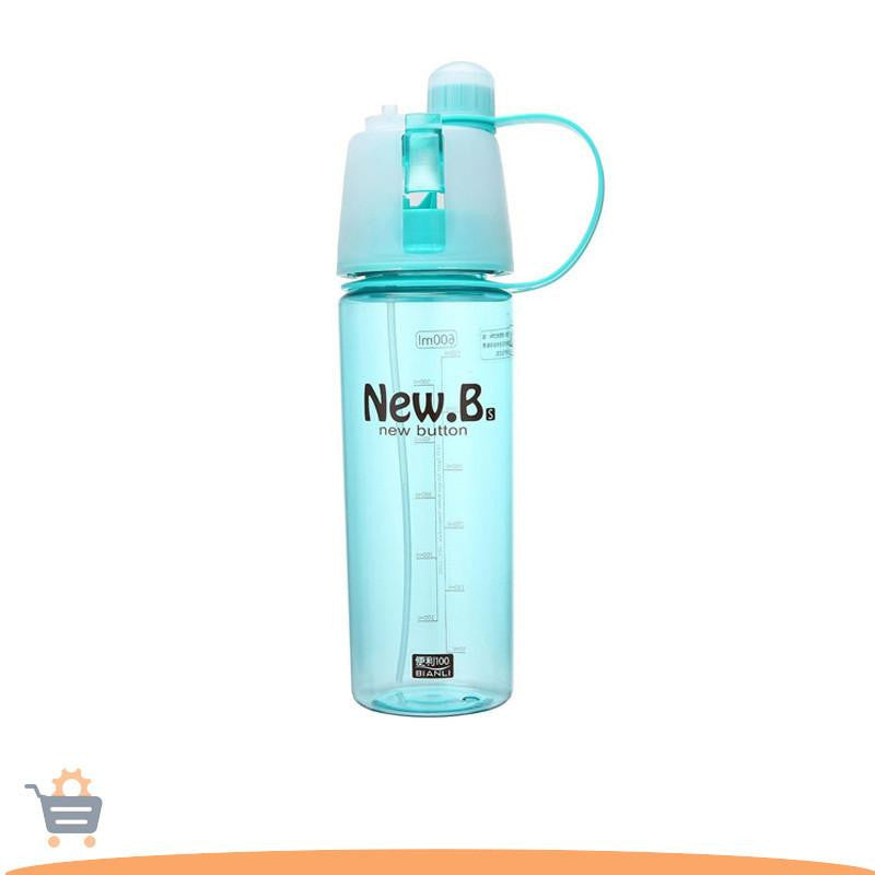 Drink N' Mist Water Bottle