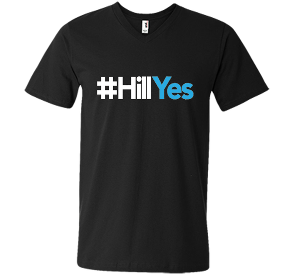 #HillYes Hillary Clinton 2016 for President Hill Yes T-Shirt