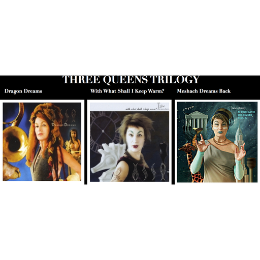 2011 • complete THREE QUEENS TRILOGY
