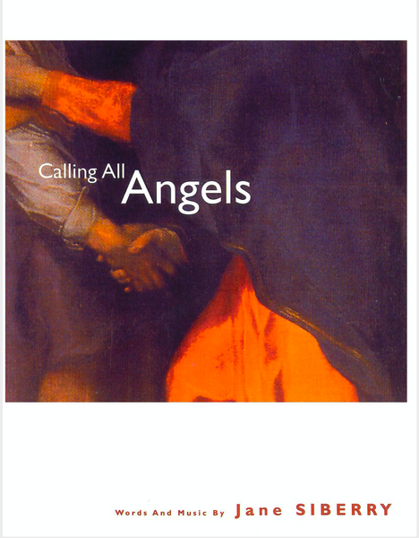 SHEET MUSIC 'Calling All Angels'