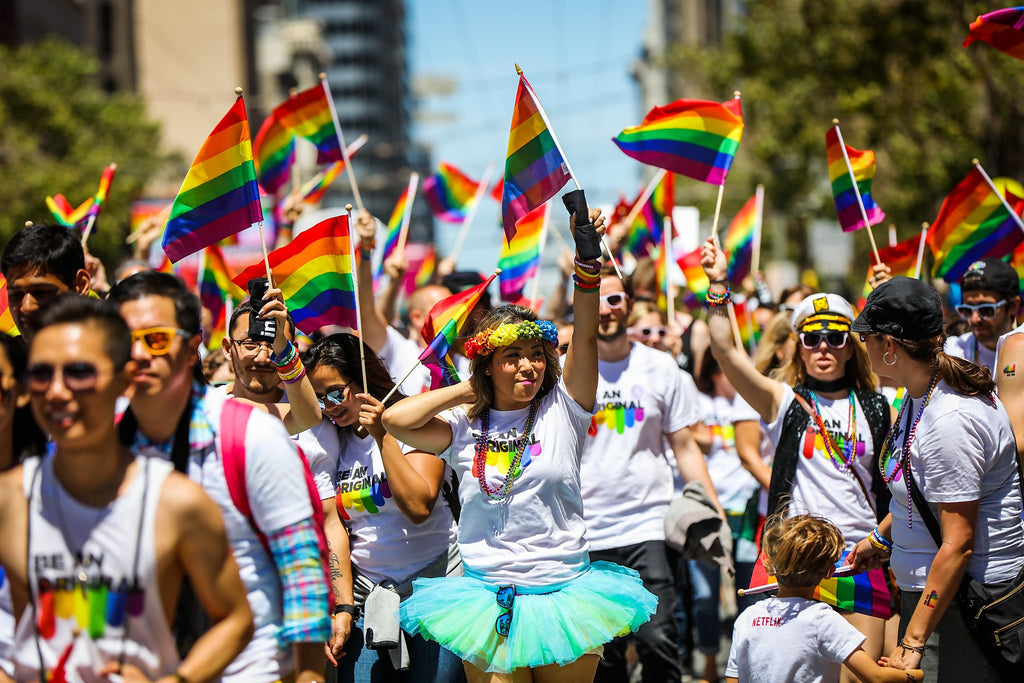 How to Prepare for PRIDE Weekend