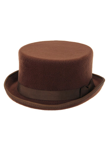 John Bull Hat in Brown