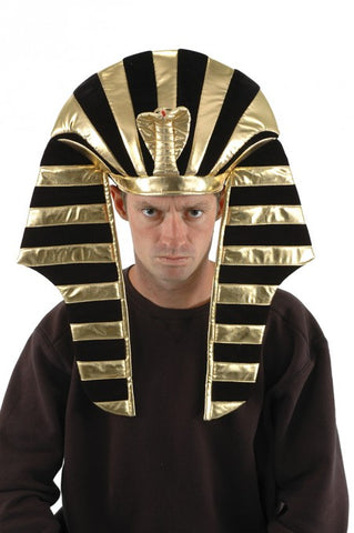 King Tut Plush Hat