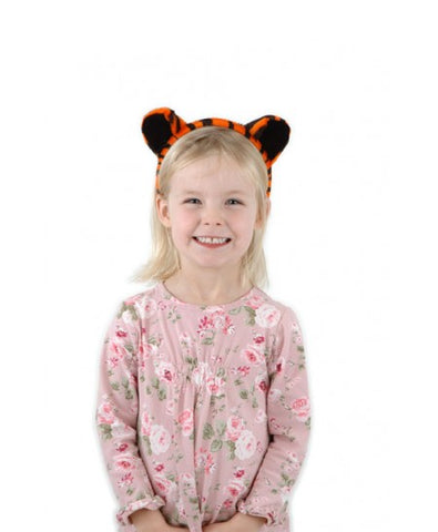 Tiger Ears Headband & Tail Kit