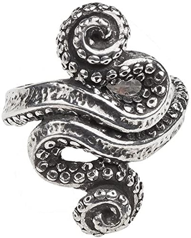 Kraken Ring from Alchemy Jewelry