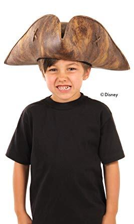 Disney Pirates: Dead Men Tell No Tales Kids Jack Sparrow Hat