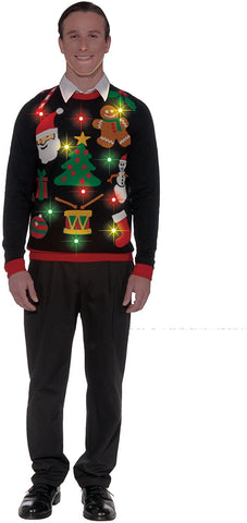 Everything Christmas Lite-up Sweater