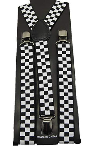 Checker Suspenders