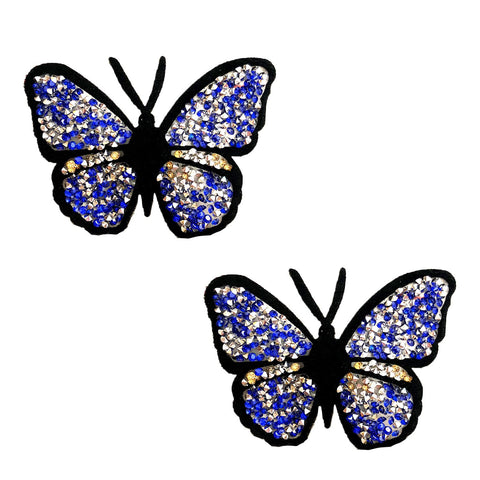 Bedazzled Butterfly Jewel Nifty Nipztix 2 Wears