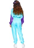 Awesome 80's Lady's Track Suit