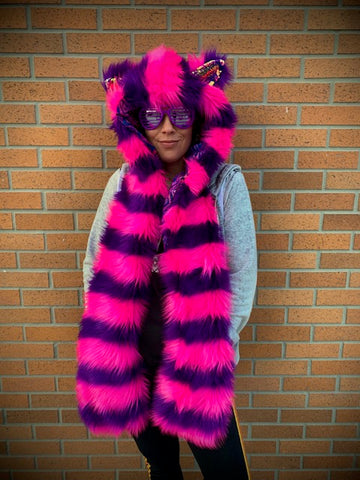 Cheshire Cat Scoodie