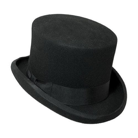 Scala Felt Top Hats