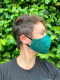 Emerald City Reversible Face Mask