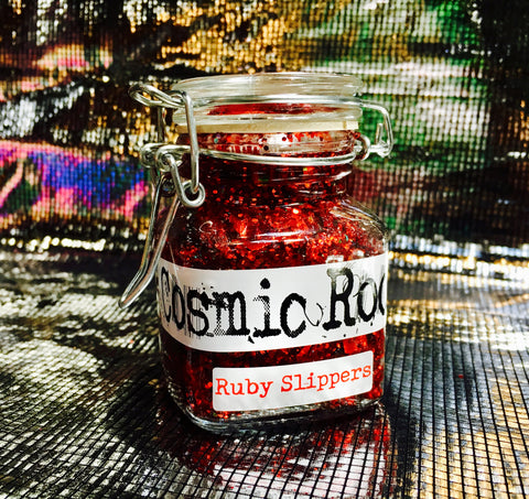 Cosmic Roots ~ Ruby Slippers