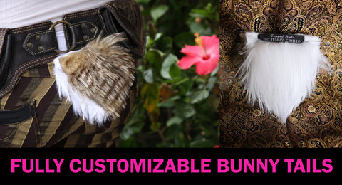 Fully Customizable Bunny Tails