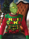 """Fruit Cake"" Tacky Holiday Sweater"