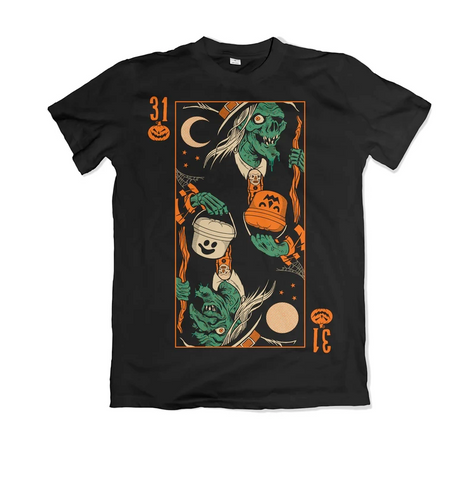 Queen of Spells Tee