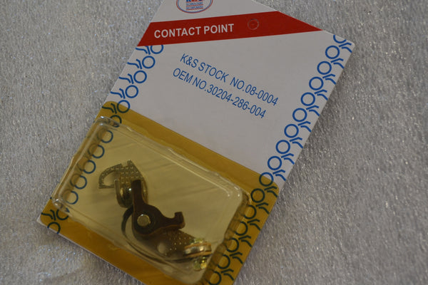 Honda Ignition Contact Points < LEFT > CB350 CL350 SL350 CB360 CL360 30204-286-004