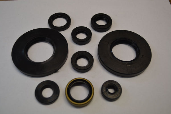 Honda CB72 CB77 Superhawk CA72 CA77 Dream 250 305 Engine Oil Seal Set Kit