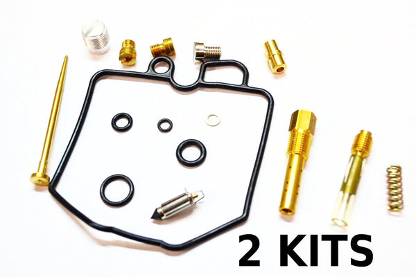 2x Honda 1979 CM400A CM400T Carburetor Carb Rebuild Kit - 2 KITS