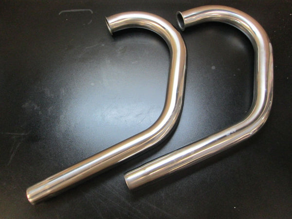 Moto Guzzi Stainless Steel Exhaust Pipe Set 850T T3 Convert G5 Cal2 14120906/901