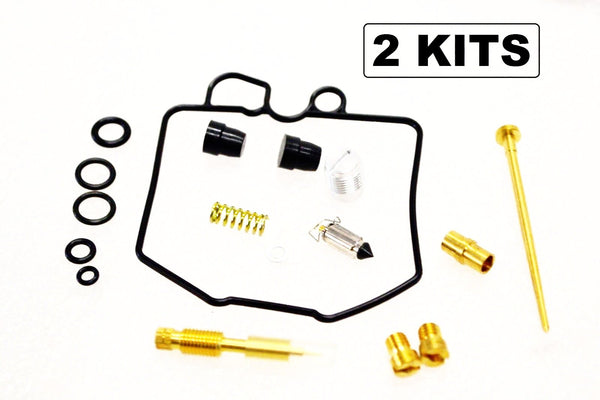 2x Honda 1978-1979 CB400T Hawk Carburetor Carb Rebuild Kit - 2 KITS