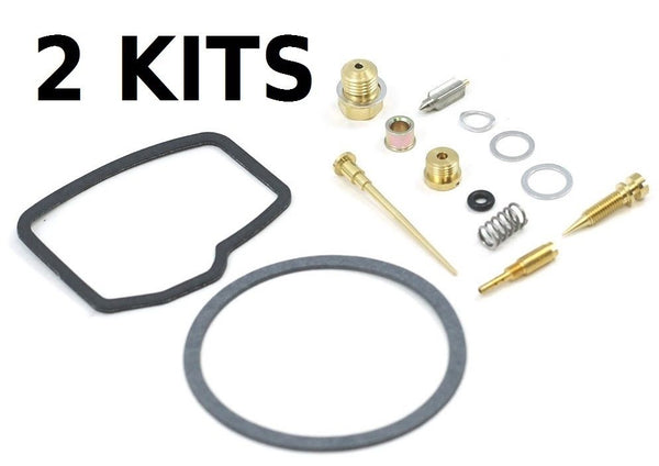 2x Honda 68-71 CB450 CL450 Carburetor Carb Rebuild Kit - 2 KITS