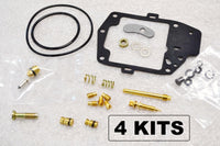 4x Honda 78-79 GL1000 Goldwing Carburetor Carb Rebuild Kit - 4 Kits