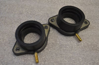 Yamaha 80-84 XS650 Carburetor Insulator Intake Boot Set - Reproduction