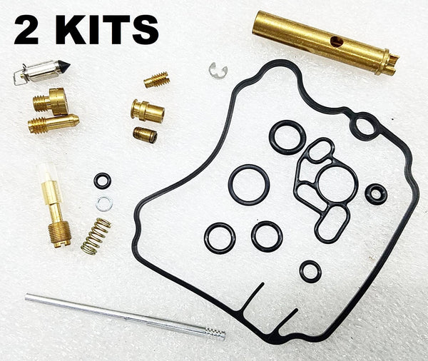 2x Ducati 91-97 750SS SuperSport Carburetor Carb Rebuild Kit - 2 KITS