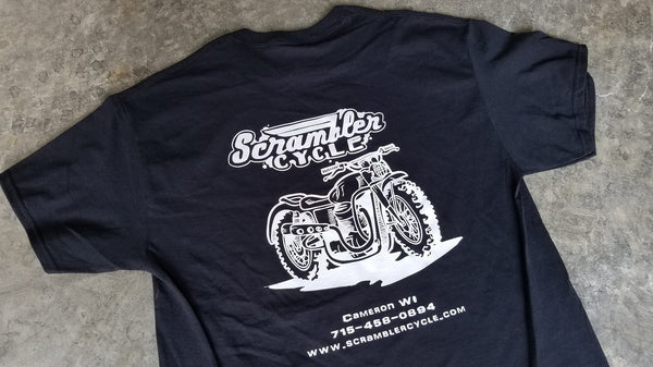 Scrambler Cycle T-Shirt