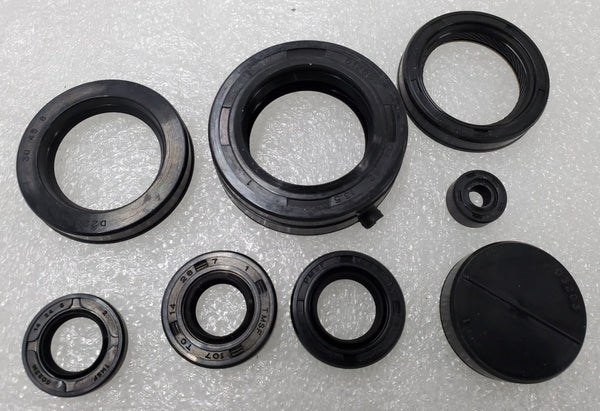 Honda 1975-77 CB400F Engine Oil Seal Kit Set