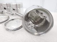 Honda 75-77 CB400F Super Sport Piston Kit - 4 Kits - STD Size - 51.0mm