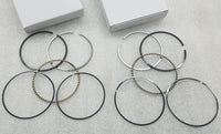 Kawasaki 80-83 KZ440 Piston Ring Set STD -Set of 2 - 13008-5029 Repro