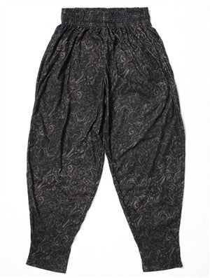 Dark Knight Baggy Muscle Pants