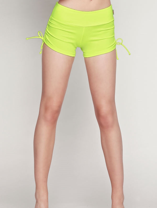 Neon Breath Shorts