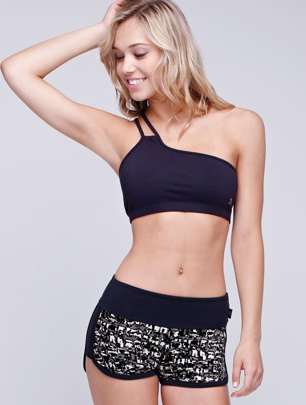 Mexx Print Running Shorts
