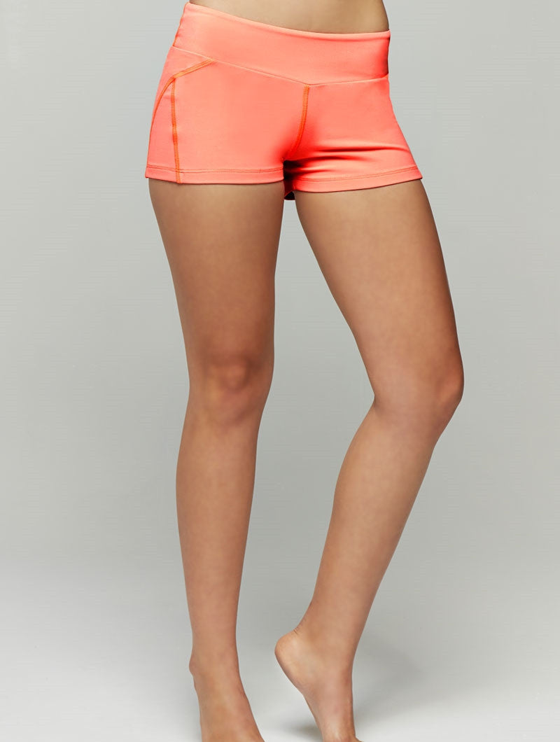 Gypsy Curved Seam Shorts