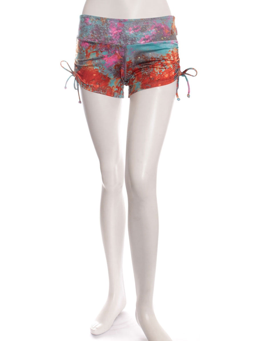 Lava Print Breath Shorts