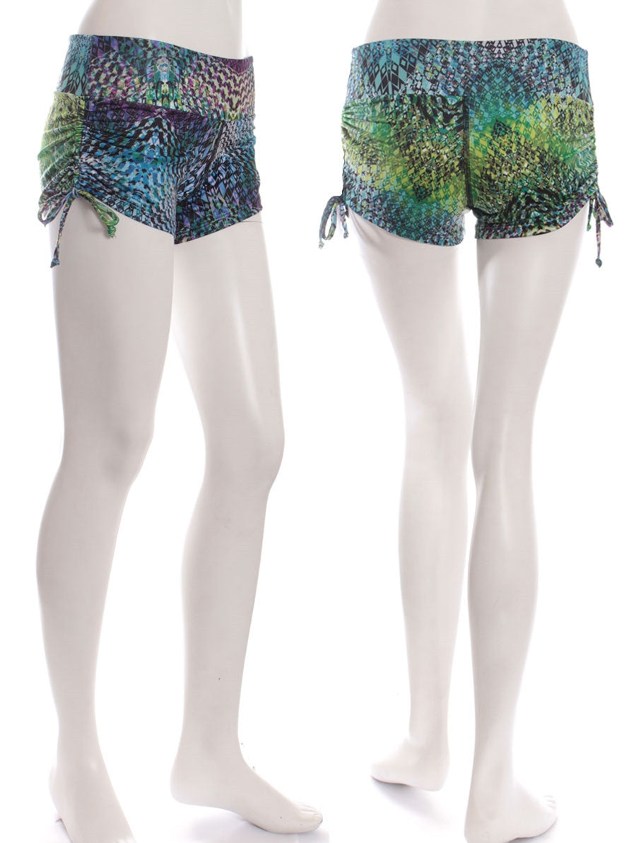 Prism Print Breath Shorts