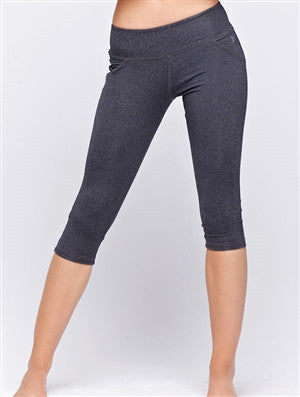 Curved Back Capri