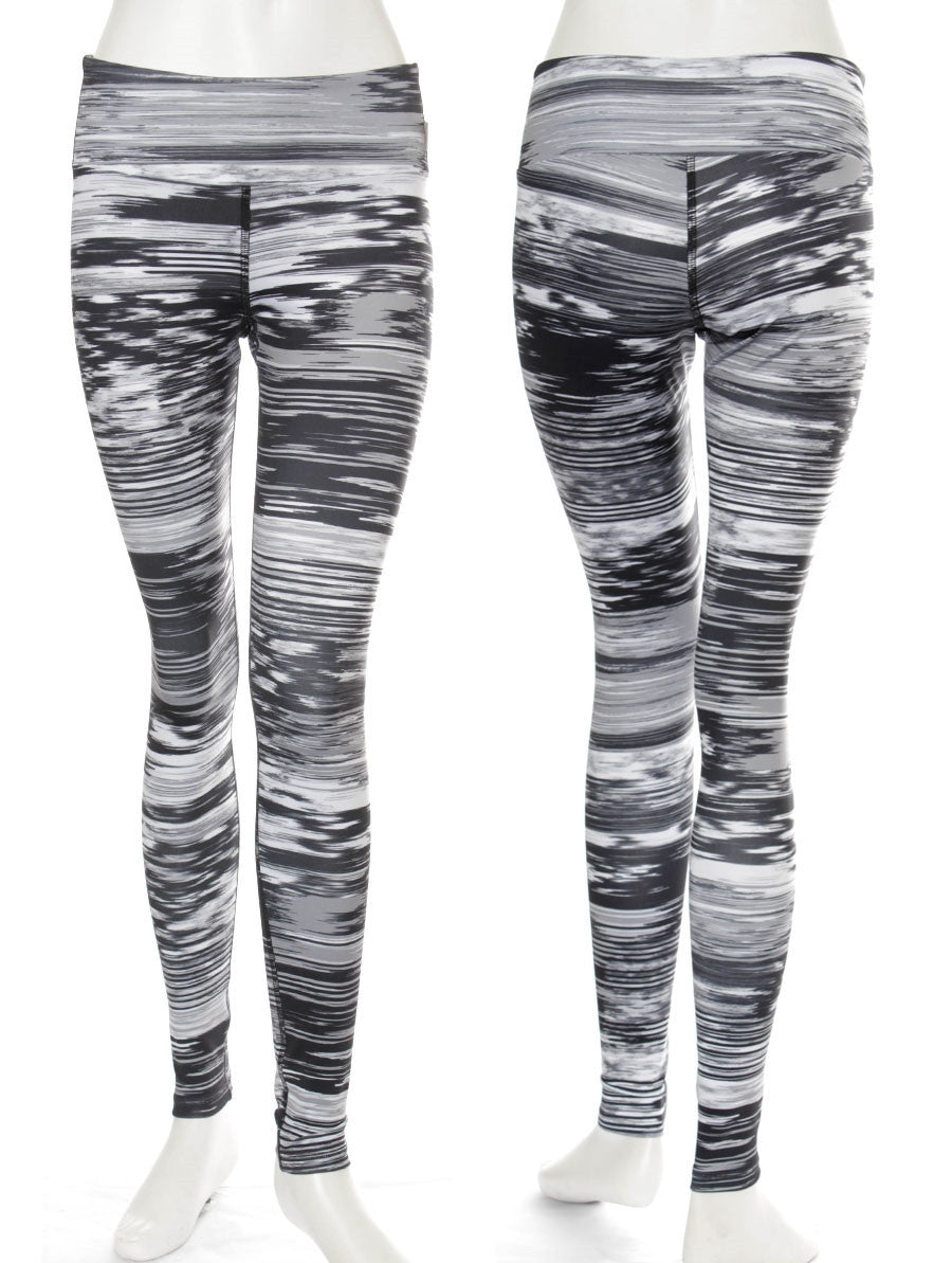 Black Vista Print Studio Legging