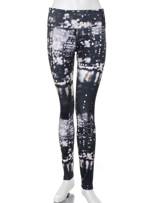City Lights Print Studio Legging