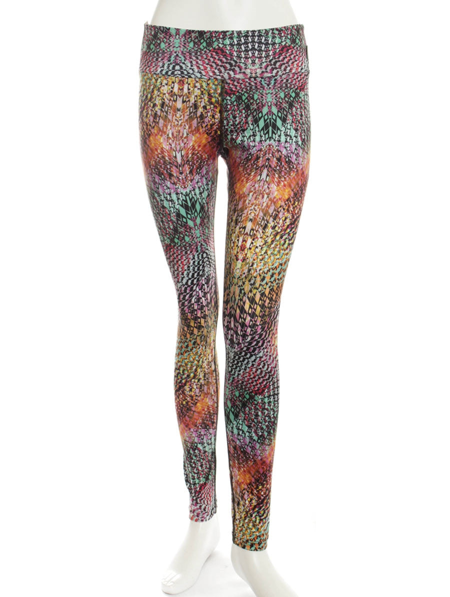 Fall Prism Print Studio Legging