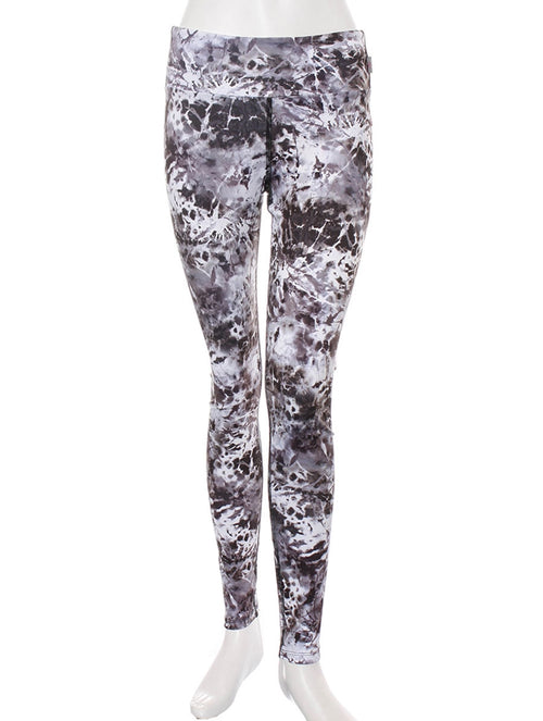 Night Waves Print Studio Legging