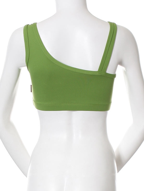Asymmetrical Bra Top - Sale item