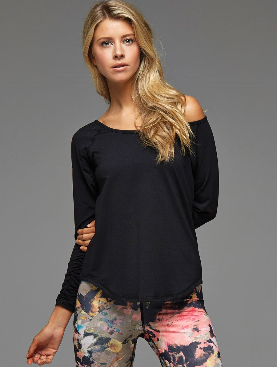 Asana High Low Hem Cover Up