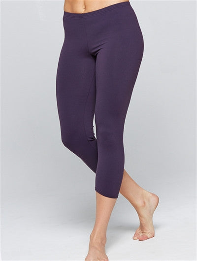 Basic Capri Leggings in Supplex