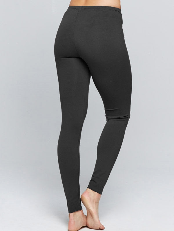 Basic Ankle Leggings Cotton