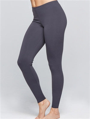 Basic Ankle Leggings Supplex
